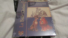 La belle et le clochard Walt Disney- coffret prestige 2 Blu-ray