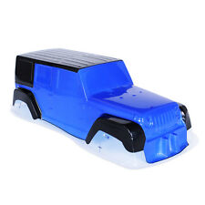 PVC Paintable Body Shell For RC 1:10 Crawler D90 W/Sticker Blue Wheelbase313mm