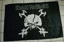 IRON MAIDEN FLAG CLOTH POSTER WALL  BANNER