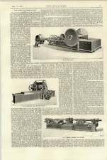 1897 American Machine Tools Rod Milling Cold Saw