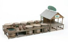 LaserKit G.R. Dill & Sons  Pickle Works O Scale Kit #451  Bob The Train Guy