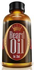 #1 Men's Choice Beard Oil - Fragrance Free, All Natural, 100% Pure Blend of Prem