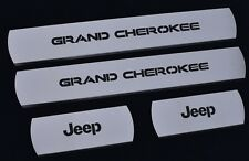 SEUILS JEEP GRAND CHEROKEE IV SRT8 HEMI CRD SRT 8 OVERLAND V6 V8 SUMMIT LIMITED