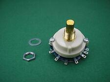 audiophiler Eingangswahlschalter 2x6-  300B 2A3 KT88 Tube amp / Röhrenverstärker
