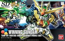 Gundam Build Fighters Try SDBF #023 Winning Gundam Fumina Hoshino Model Kit