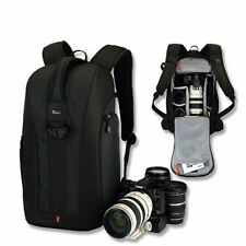 Lowepro Flipside 300 Digital SLR Camera Photo Bag Backpack & Rain Cover Black
