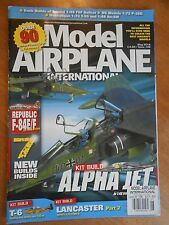 Model Airplane International Magazine, May 2014, Issue 106, Alpha Jet