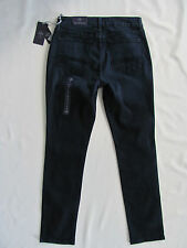 NYDJ Not Your Daughter's Jeans Samantha Slim Straight-Newburgh Wash-Size 4- NWT