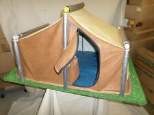 Vintage CAMPING TENT STORE DISPLAY/SALESMAN SAMPLE