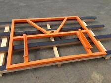 Levelling Spreader Smudge Bars 2100mm 4-in-1 Bucket Bobcat Skid Steer