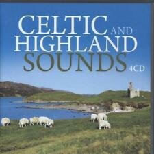 Celtic And Highland Sounds - Various Artists (4CDs) neu