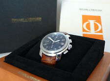 BAUME & MERCIER CAPELAND. AUTOMATIC CHRONOGRAPH MV045216. EXCELLENT CONDITION.