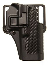 New Blackhawk SERPA CQC Holster 1911 Comm, Black, Right Hand, Model# 410042BK-R