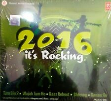 ITS ROCKING 2016 BOLLYWOOD 2 CD SET [BEST OF YEAR COMPILATION] - FREEPOST