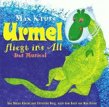 URMEL FLIEGT INS ALL Das Musical ..CD NEU Christian Berg Das Loreley Lied