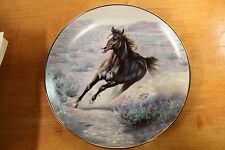 Collector Plate Gregory Perillo Mustang
