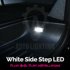 VW T5 5 Transporter Kombi Van Xenon White Side Step LED Light Bulb Upgrade
