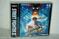 STREET FIGHTER II CHAMPION EDITION GIOCO USATO PC ENGINE HUCARD ED JAP 37314