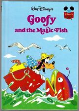 Disney's Wonderful World Of Reading Book GOOFY AND THE MAGIC FISH