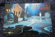 TIGER & DRAGON Lobby Cards CHOW YUN FAT, MICHELLE YEOH German set of 8
