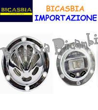 7739 - CLACSON CLAXON CROMATO 6 VOLT VENTAGLIO VESPA 150 GL SPRINT VELOCE GS