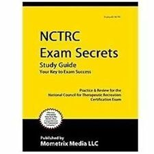 NCTRC Exam Secrets Study Guide : NCTRC Test Review for the National Council...