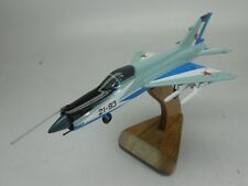 MiG-21-93 Fishbed Ace Combat 5 Aircraft Mahogany Kiln Dry Wood Model Large