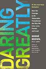 NEW Daring Greatly by Brene Brown FREE SHIPPING