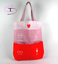 Victoria's Secret  BEACH SWIM TOTE BAG FOUR POCKETS  VS1138 B