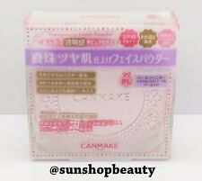 CANMAKE Transparent Finish Powder PL SPF41・PA++
