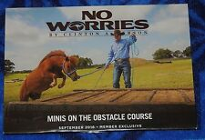 Clinton Anderson Minis on the Obstacle Course DVD