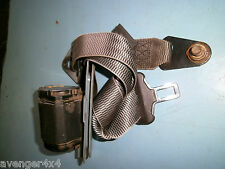 LAND ROVER DISCOVERY 200/300 TDI REAR, DRIVER SIDE SEAT BELT BTR2166LNF