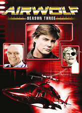 Airwolf - Season 3 (DVD, 2007, 4-Disc Set)