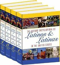 The Oxford Encyclopedia Of Latinos & Latinas In The United States 4-ExLibrary