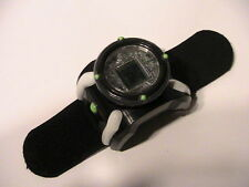 Ben 10 Diez Omnitrix Dx Deluxe Toy Watch Raro Reloj W/lights & Sonidos E Instrucciones