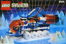 LEGO ICE-SAT V 6898 Set w/ Box Ice Planet 2002 Space rocket launcher