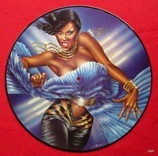 """Motown Disco Picture Disc Record 12""""  LP (French )"""