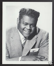 FATS DOMINO Blues Singer Musician 1995 WHO'S WHO GAME CANADA PHOTO TRIVIA CARD