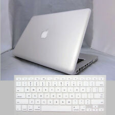 """Rubberized/Painted Hard Laptop Case Cover for Macbook Air 11""""Pro 13""""15""""+Keyboard"""