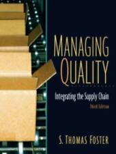 Managing Quality Integrating the Supply Chain [Hardcover]