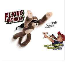 Flying Monkey Toy Chicken Duck Screaming Flying Slingshot Plush Novelty Doll US