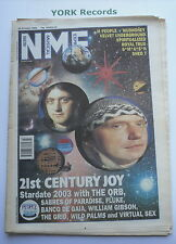 NEW MUSICAL EXPRESS NME - October 30 1993 - THE ORB / SABRES OF PARADISE / FLUKE