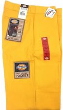DICKIES 85283 MEN'S DOUBLE KNEE PHONE LOOSE FIT WORK PANTS SIZE 28-40
