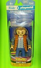 BACK TO THE FUTURE - MARTY McFLY / Collectible Funko Playmobil Figure