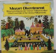 Mozart Divertimenti Wind Ensemble of the VIenna Philharmonic #2531296  112016LLE