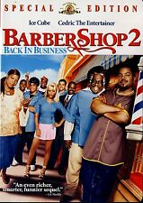 Barbershop 2: Back in Business /DVD / Cedric the Entertainer, Ice Cube, Sean Pat