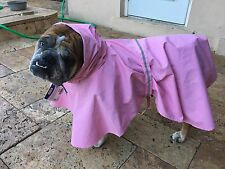 Brand New With Tags Petco Dog Rain Coat Raincoat Pink Size Extra Large XL