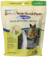 Ark Naturals, Breath-Less Brushless Toothpaste, Medium/Large Dogs, 18 oz