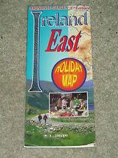 Ireland: Ordnance Survey Holiday map: East Ireland -  scale 1:250,000