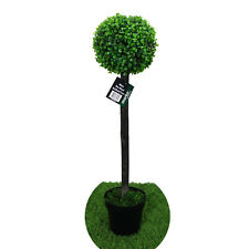 80cm Artificial Box Wood Tree Indoor or Outdoor Decoration Ornament Plant Garden